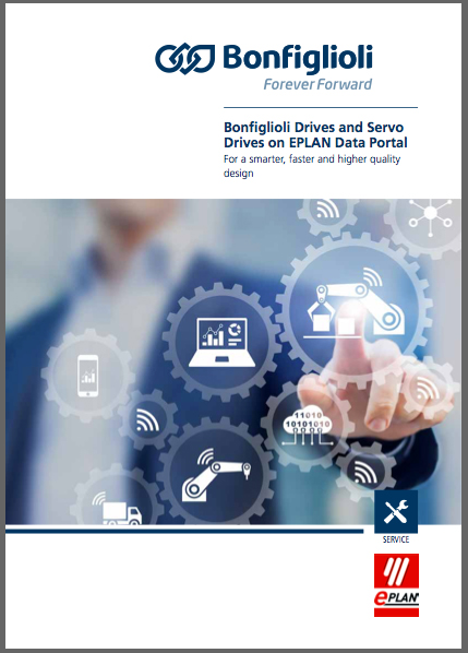 Bonfiglioli Drives and Servo Drives on EPLAN Data Portal