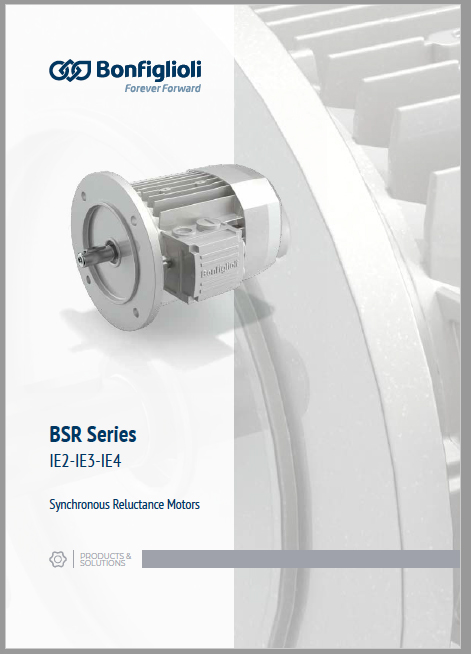 Product Catalogue –Synchronous Reluctance Motors-BSR