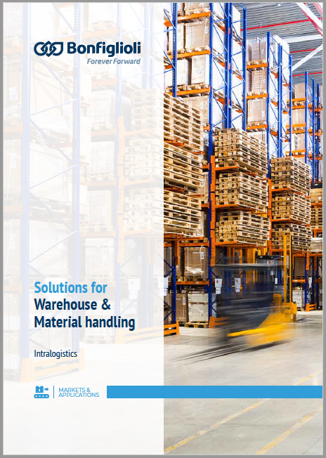 Brochure Solutions for Warehouse & Material handling