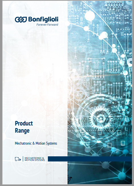 Product Range Catalogue- Mechatronic Drives & Solutions