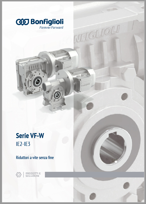Product Catalogue – Right Angle Gearmotors & Units- VF-W-IE2-IE3