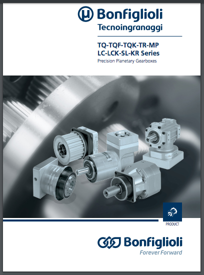 Product Catalogue – Precision Planetary Gearboxes &Gearmotors-TIR