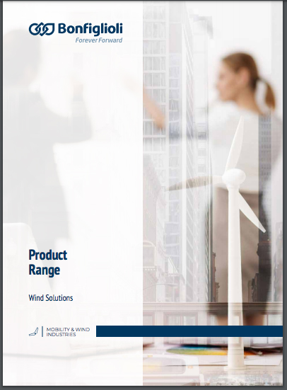 Product Range Catalogue - Wind Industry