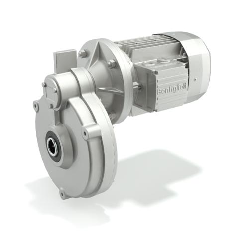 Parallel shaft Gearmotors · TA Series
