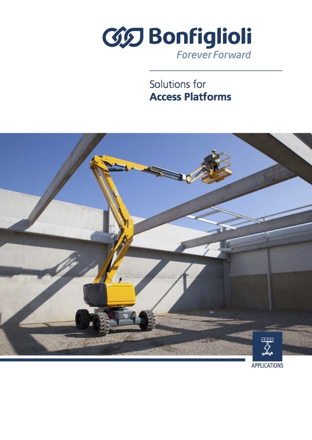 Brochure Access platforms