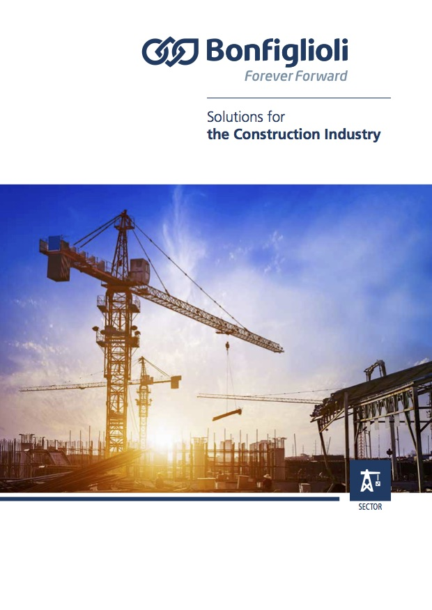 Brochure Building Construction Industry