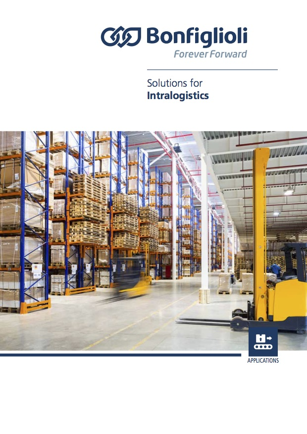 Brochure Intralogistics