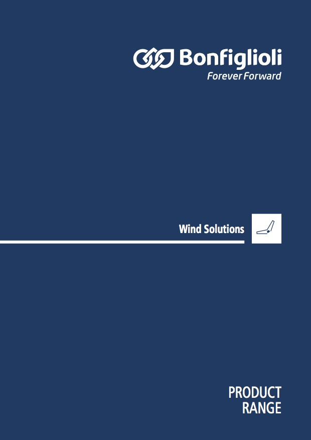 Product Range Catalogue- Wind Industry